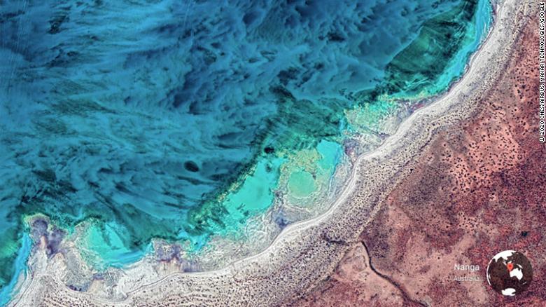 Google reveló nuevas imágenes de impresionantes paisajes en Google Earth View