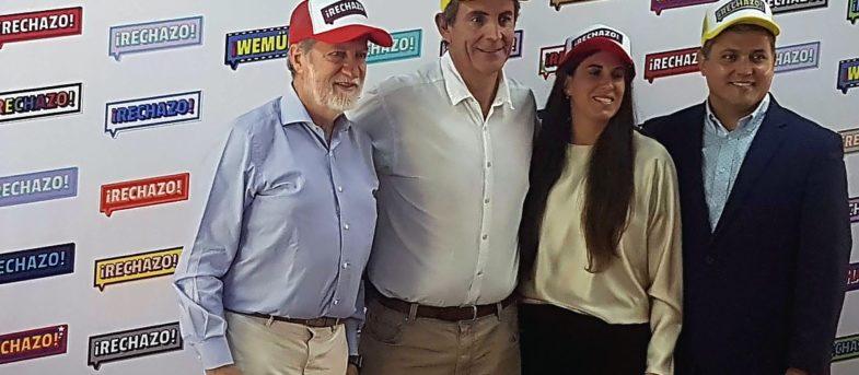 """Los independientes que se organizan por el """"rechazo"""""""