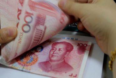 """China pone a sus billetes en """"cuarentena"""" para evitar contagio del coronavirus"""