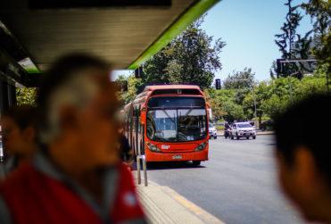 Estudio reveló el perfil de las personas que evaden el Transantiago