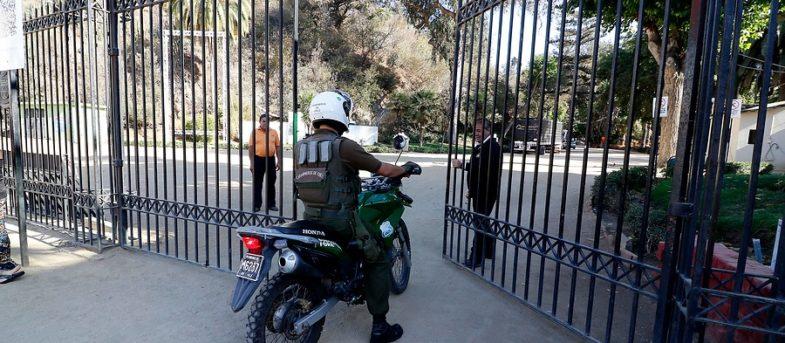 Fiscalía conforma hallazgo de material acelerante en cercanías de Quinta Vergara
