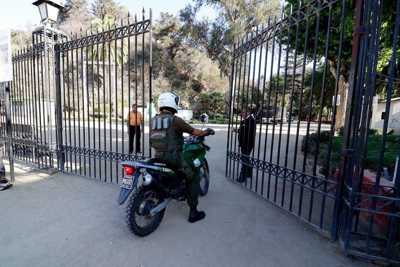 Fiscalía confirma hallazgo de material acelerante en cercanías de Quinta Vergara