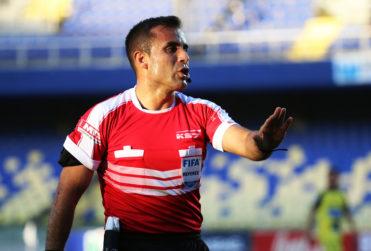 Piero Maza sumará una nueva semana sin arbitrar tras el polémico Colo Colo-UC