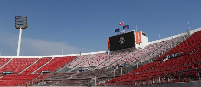Azul Azul desbloquea los RUT de los asistentes a la galería sur del Estadio Nacional