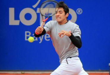 Cristian Garin jugará la final del ATP 500 de Río y ya es 18º del mundo