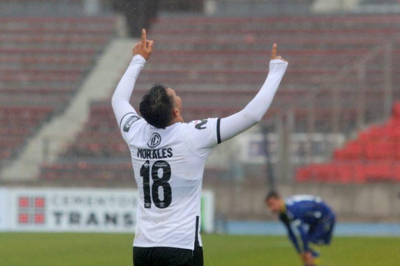 Iván Morales dejaría Colo Colo para jugar en el fútbol brasileño