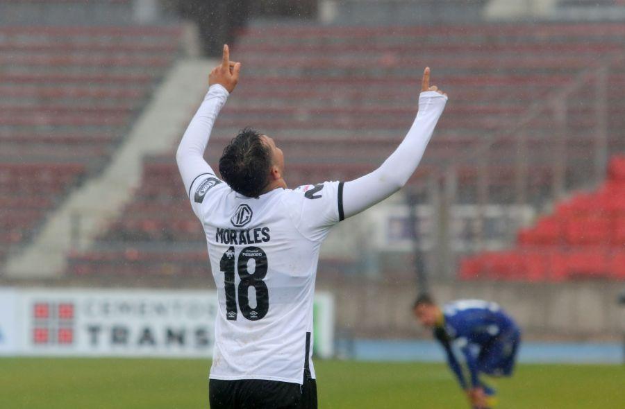 """""""Iván Morales dejaría Colo Colo para jugar en el fútbol brasileño"""""""