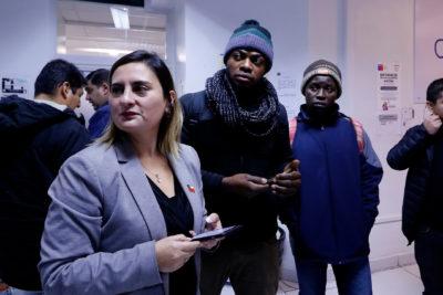Gobierno respalda a seremi de Valparaíso tras recibir un huevo en la cabeza