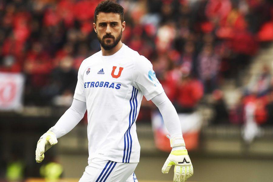 Fernando De Paul viajó finalmente para sumarse al plantel de la U en Brasil