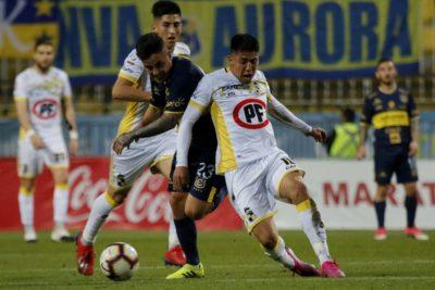 Partido entre Everton y Coquimbo se jugará solo con público local