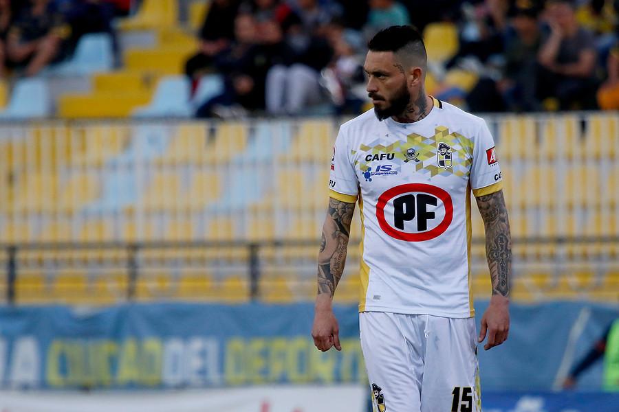 Mauricio Pinilla definirá a final de año su posible retiro del fútbol