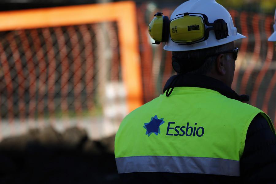"""""""Essbio suspendió temporalmente la producción de agua para Gran Concepción"""""""