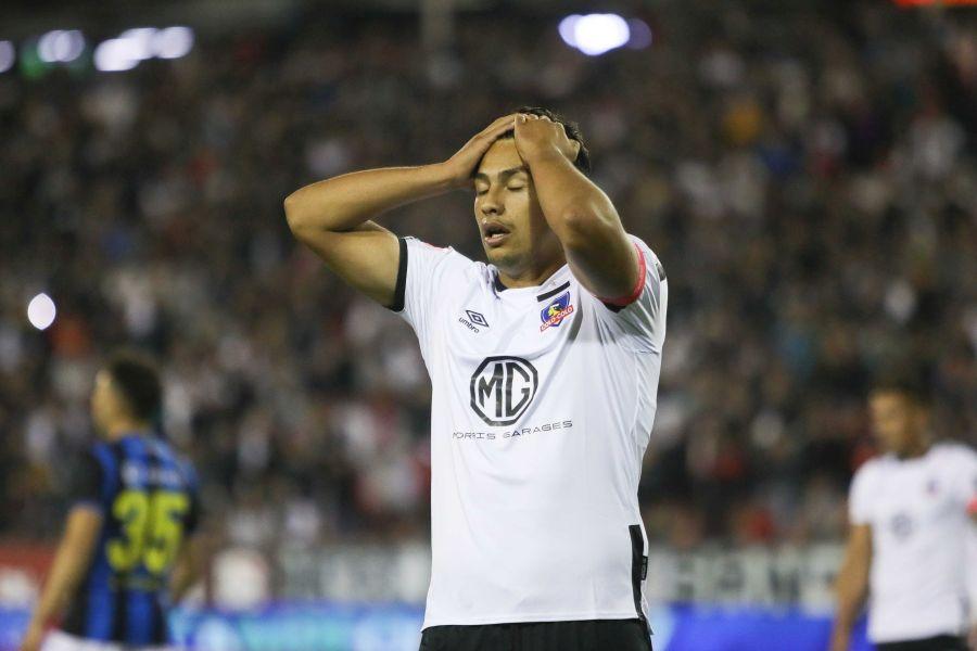 Iván Morales pone en duda su continuidad en Colo Colo: