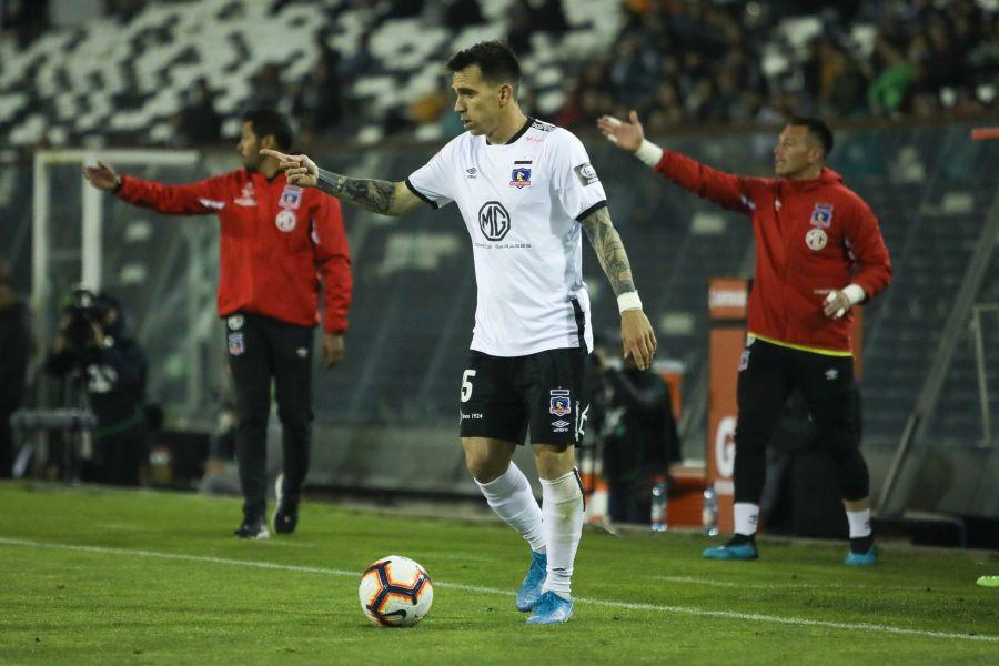"""""""Mouche y Blandi serían bajas en Colo Colo para enfrentar a Audax Italiano"""""""