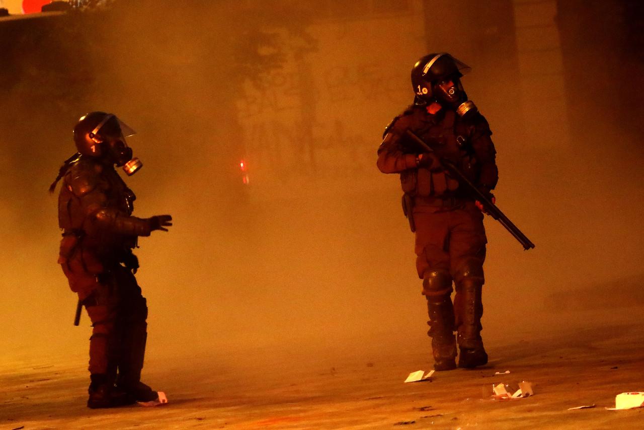 Corte de Apelaciones de Valparaíso reautoriza uso de elementos antidisturbios