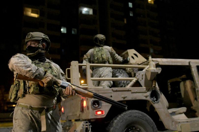 Procesarán a funcionarios del Ejército por quema de archivos de la CNI