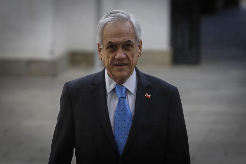 Sebastián Piñera inició sus vacaciones este miércoles