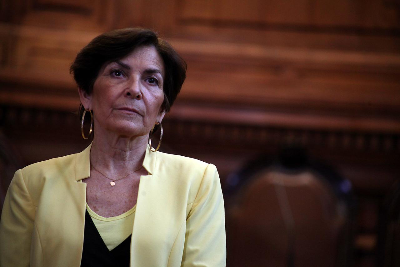 """""""María Luisa Brahm defiende la existencia del Tribunal Constitucional en una nueva Constitución"""""""
