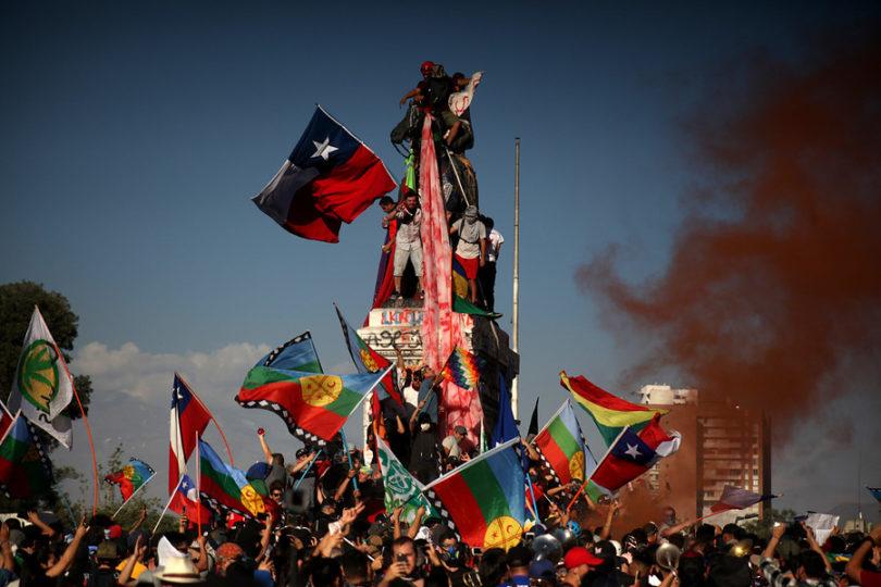 """Figuras de la ex Concertación llama a acuerdo nacional: """"Ya hay demasiado odio"""""""
