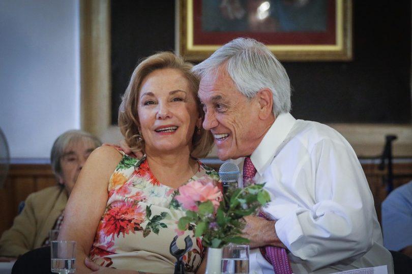 Piñera y Cecilia Morel celebran el Día de los Enamorados en redes sociales