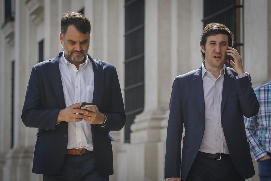 Diputados UDI se distancian de defensa de Van Rysselberghe a Gustavo Hasbún