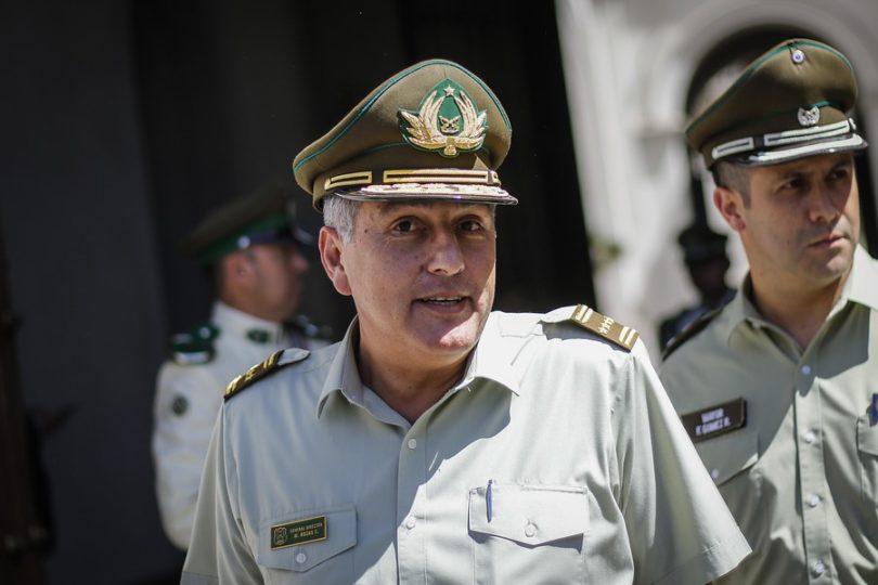 General Mario Rozas se tomó vacaciones y vuelve el 10 de febrero