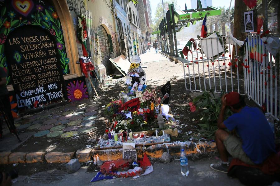 Admiten querella contra Rozas y Guevara por muerte de Mauricio Fredes