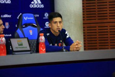 """Fernando Cornejo: """"Sabíamos que tarde o temprano se iban a dar los resultados"""""""