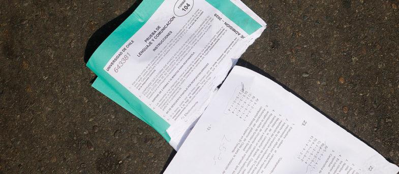 CDE se querella por filtración de suspendida PSU de Historia