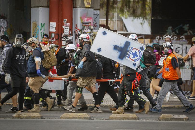 Intendencia Metropolitana confirma que de 25 movilizaciones para marzo sólo 2 tienen autorización