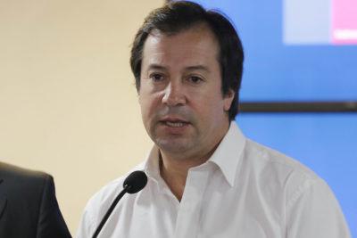 Fiscalía no descarta citar a ministro Palacios por supuestas coimas en MOP