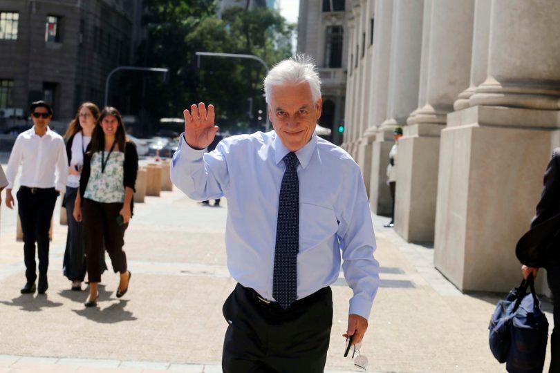 Aprobación de Sebastián Piñera aumenta cinco puntos, según encuesta Pulso Ciudadano