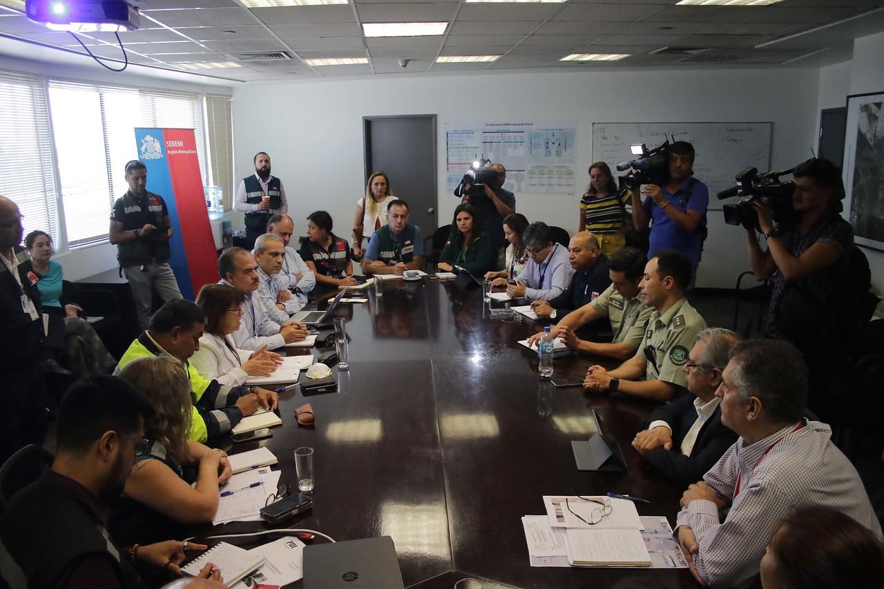 Ejército de Chile apoyará al Minsal ante eventual emergencia por coronavirus