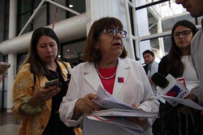 """Seremi de Salud sobre chilena que llegó desde China: """"Se va a Concepción y Seremi de Biobío se hará cargo del seguimiento"""""""