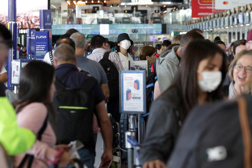 ¿Se podrán prohibir las protestas si llega el coronavirus a Chile?
