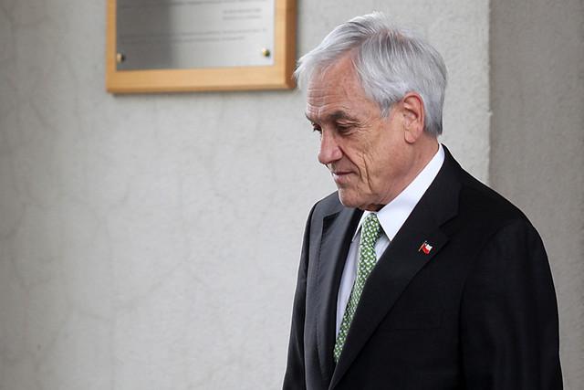 Encuesta Criteria: aprobación de Piñera baja cinco puntos y alcanza un 11%