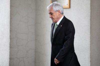 Presidente Piñera irá al cambio de mando en Uruguay en su primer viaje al extranjero tras el estallido social