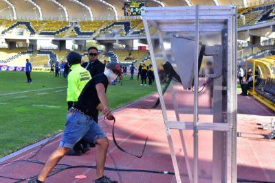 Coquimbo Unido detuvo venta de entradas para duelo por Copa Sudamericana