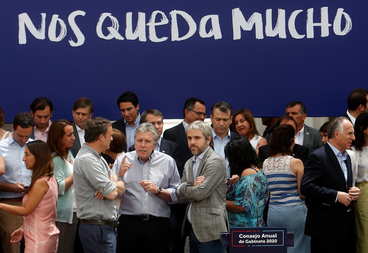 """Plebiscito 2020: Mitad del gabinete se inclina por el """"Apruebo"""""""