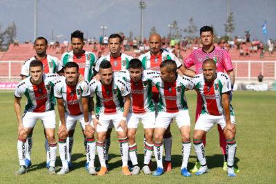 Palestino salvó un empate ante Cerro Largo en la Copa Libertadores