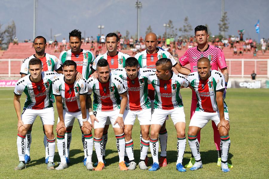 Palestino salvó un empate ante Cerro Largo en Libertadores