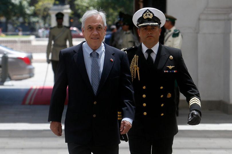 """Piñera por acusación al intendente Guevara: """"Tengo plena confianza en que el Senado no va a darle curso"""""""