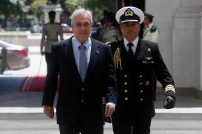 """Piñera celebra Imacec: """"La paz, acuerdos y crecimiento crean trabajos y oportunidades"""""""