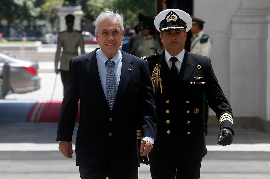 Piñera e Imacec: