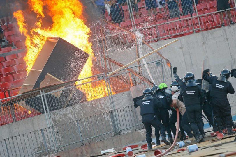 La prueba de fuego del fútbol chileno tras su semana más violenta