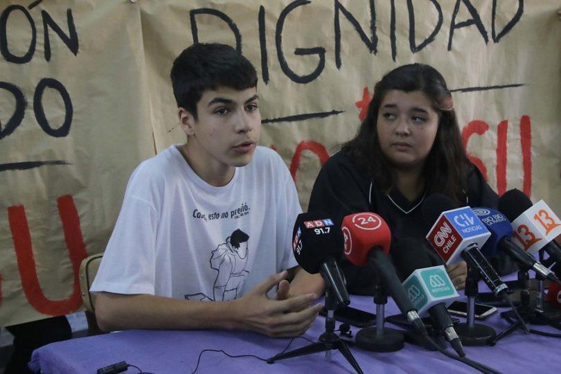"""ACES llama al Gobierno a poner fin """"a la persecución política y represión a secundarios"""""""