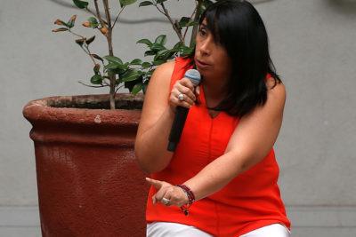 """Karla Rubilar y cita de Desbordes con la oposición: """"El diálogo tiene que partir por casa"""""""