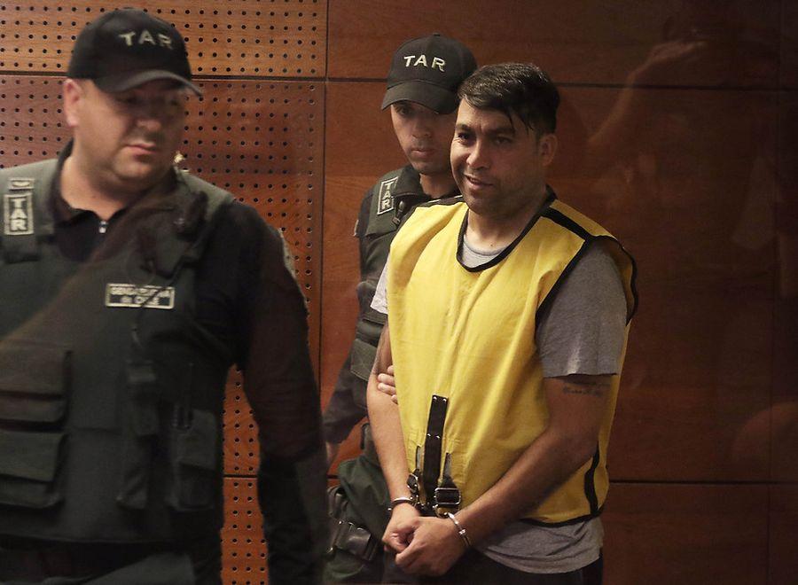 Luis Núñez fue formalizado por homicidio y quedó en prisión preventiva