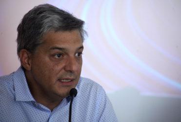 """Sebastián Moreno: """"No está en nuestros planes paralizar el fútbol chileno"""""""