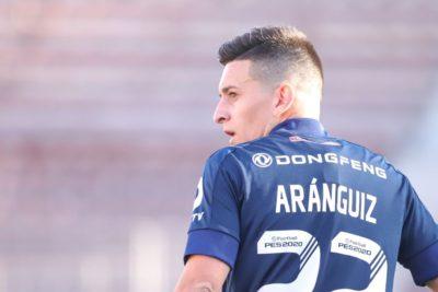 """Pablo Aránguiz: """"Donde estén los hinchas, nos van a apoyar de la mejor manera"""""""